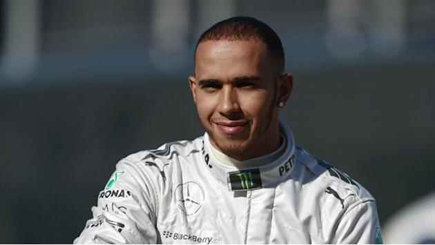 German Grand Prix - Hamilton tops trouble-free practice in Germany
