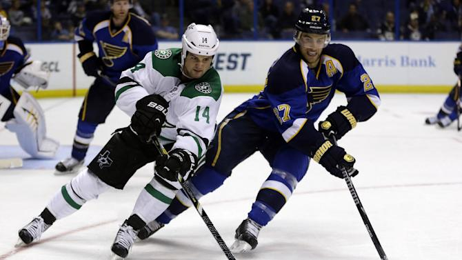 Stars starting over in quest to return to playoffs