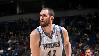 Shved, Love lead Timberwolves over Bucks 95-85