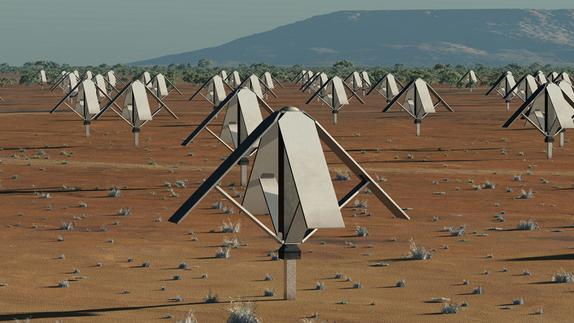 E.T., Phone Earth! Giant Radio Telescope Could Listen for Alien Signals