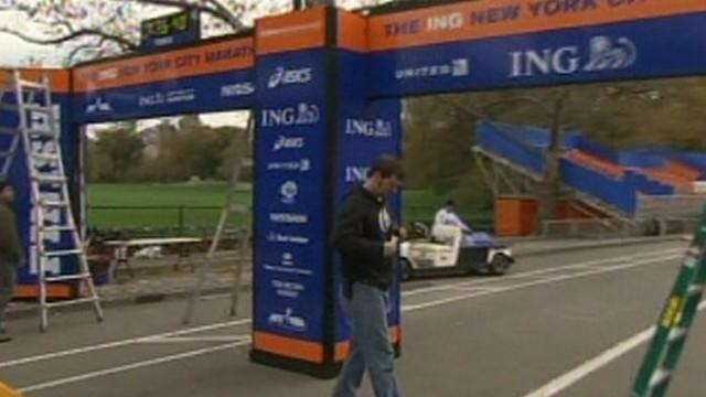New York City Marathon: Runners Deal With Cancelation
