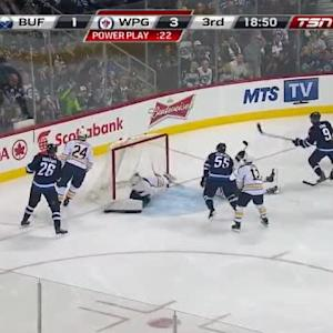 Evander Kane Goal on Michal Neuvirth (01:11/3rd)