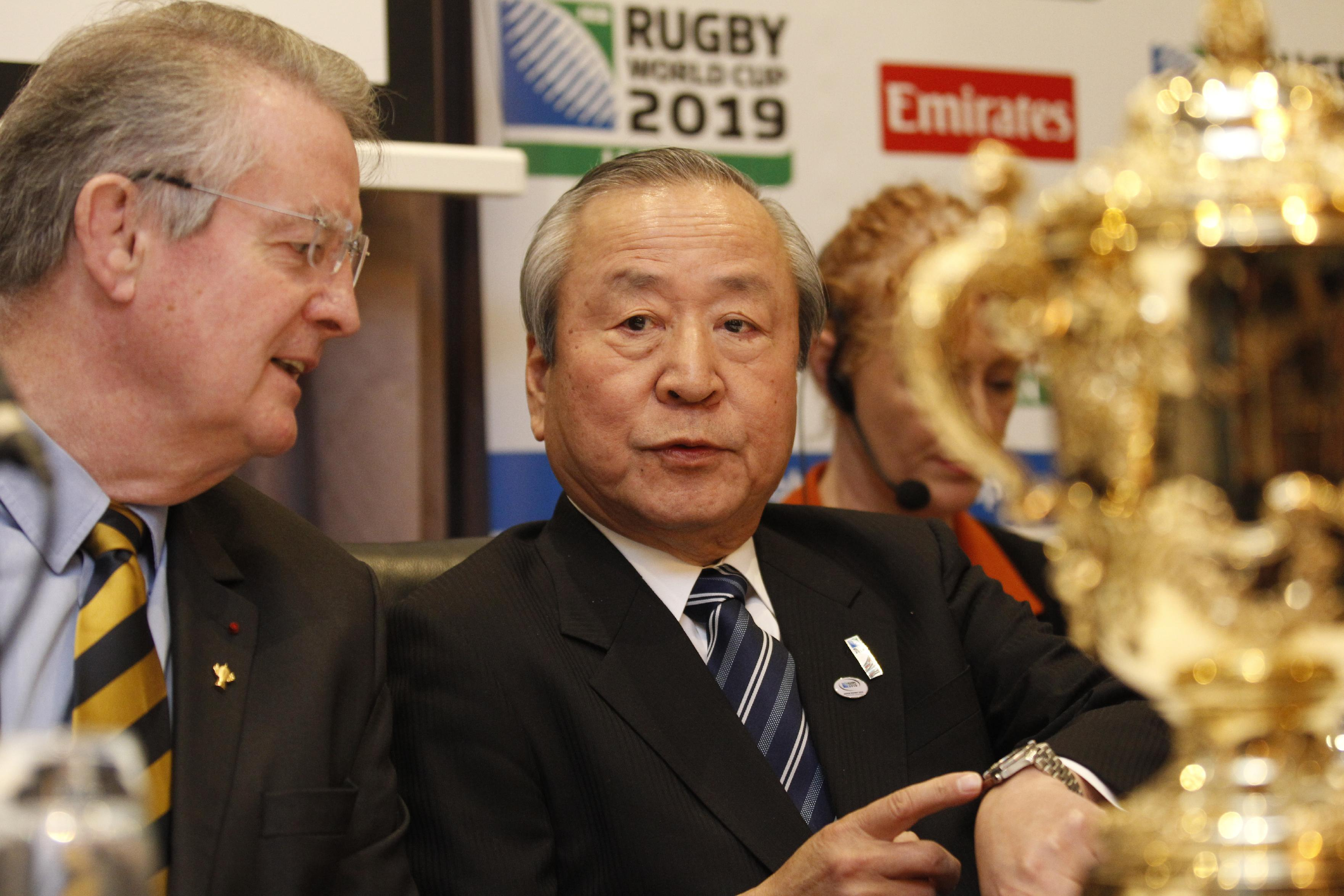 Tsunami-hit city among venues for 2019 Rugby World Cup