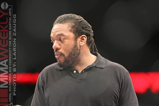 Herb Dean Tapped to Officiate Anderson Silva vs. Chris Weidman UFC 162 Main Event