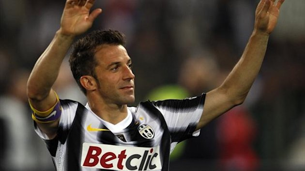 Alessandro Del Piero of Juventus (Reuters)