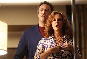 Brad Garrett, Elizabeth Perkins | Photo Credits: ABC