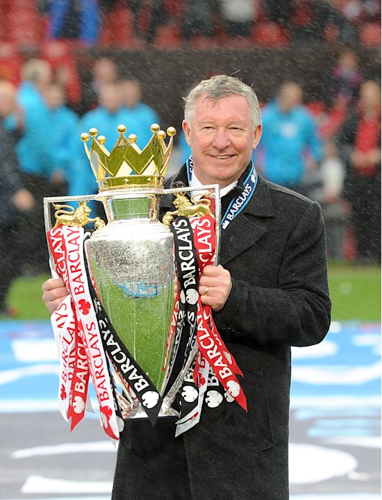 Soccer - Sir Alex Ferguson Filer