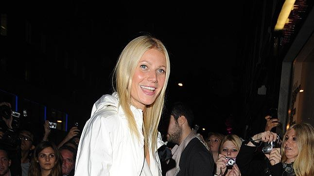 Paltrow Gwyneth Lndn Fshns Night Out