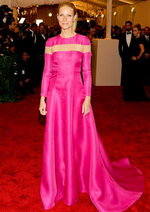 Gwyneth Paltrow's Met Gala Gown: Actress Redeems Herself After Sheer Dress Controversy