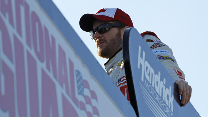 Drivers plan to be cautious in Daytona qualifiers
