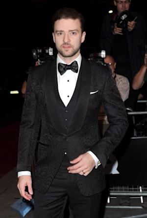 Justin Timberlake attends the GQ Men of the Year awards at The Royal Opera House on September 3, 2013 in London -- Getty Images