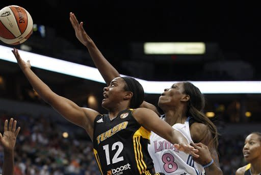 Lynx beat Shock 83-59, clinch playoff berth