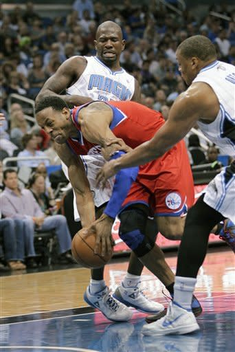 Anderson leads way as Magic hold off 76ers 113-100