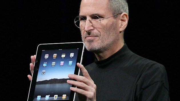 Apple to Remake Textbooks, Inspired by Steve Jobs (ABC News)