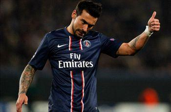 Lavezzi would be 'useful' Inter addition, says Mazzarri