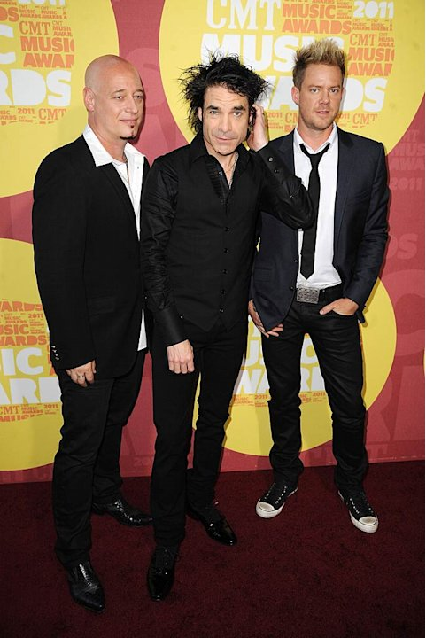 Train CMT Awards