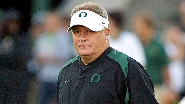 Former Duck on Chip Kelly's new gig