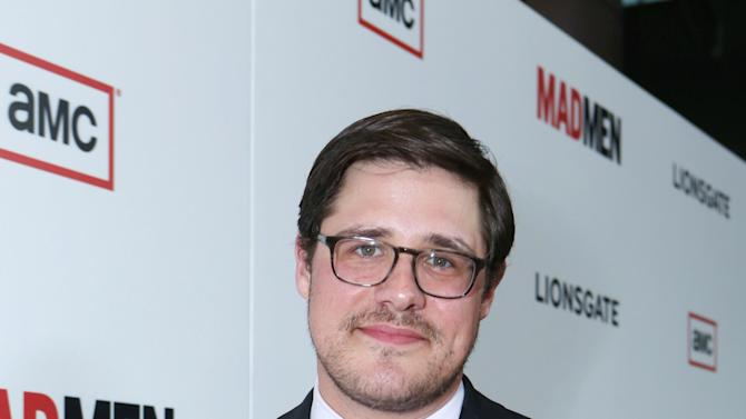 Rich Sommer at the AMC Season 6 Premiere of Mad Men , on Wednesday, March, 20, 2013 in Los Angeles. (Photo by Alexandra Wyman/Invision for AMC/AP Images)