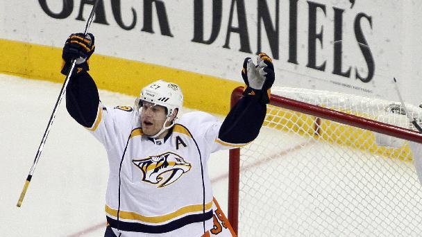 Josi's SO goal puts Predators past Flyers, 4-3