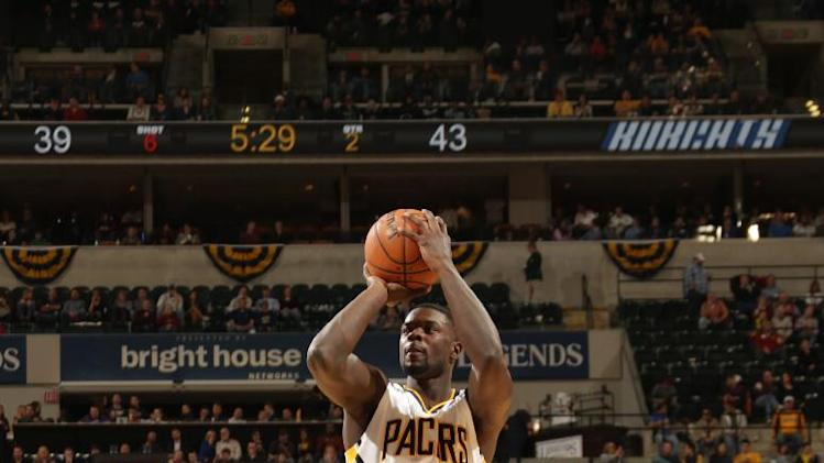Pacers beat Bobcats 99-94, up home record to 11-0