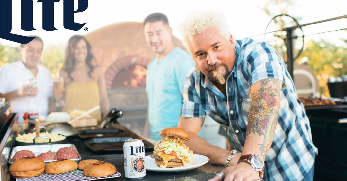 Get Grillin' With Guy