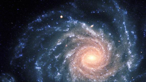 Galaxy Evolution Discovery Surprises Scientists