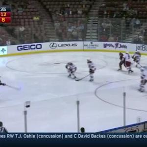 Mike Smith Save on Jussi Jokinen (01:52/2nd)