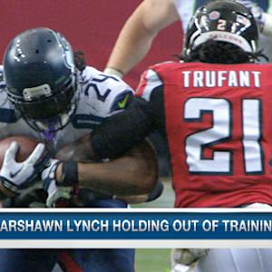 Latest on Seattle Seahawks running back Marshawn Lynch