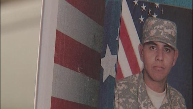 Army National Guard Specialist Marcos Corona continues to battle leukemia