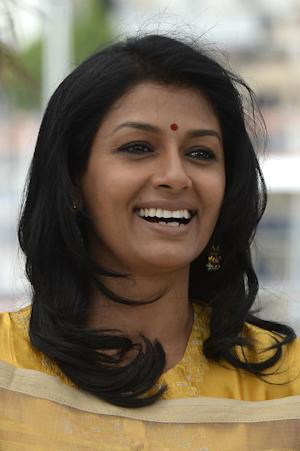 Indian actress and director, Nandita Das, pictured …