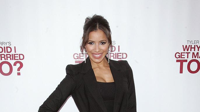 Tyler Perry's Why Did I Get Married Too? Ny Premiere 2010 Julissa Bermundez