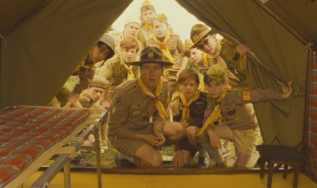 Moonrise Kingdom Stills