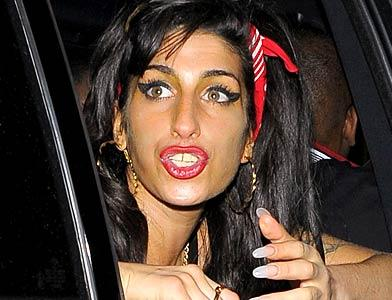 pst Amy Winehouse In London