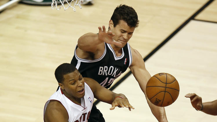 NBA: Brooklyn Nets at Toronto Raptors