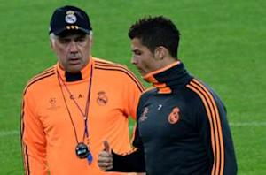 Ancelotti not ruling Ronaldo out of Copa final