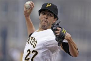 Pirates ride Karstens to 2-0 win over Astros
