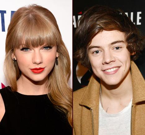 "Taylor Swift, Harry Styles Look ""Happy and in Love"" Skiing in Utah"