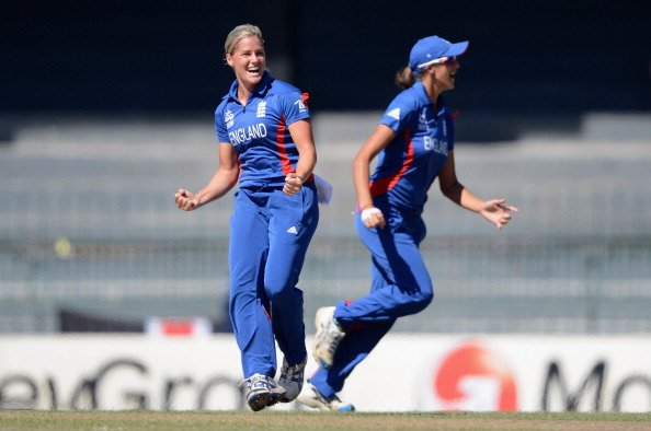England v New Zealand - ICC Women's World Twenty20 2012 Semi Final