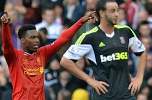 Rodgers: Sturridge could be fit for Stoke clash
