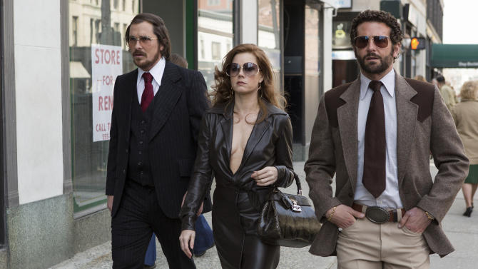 Review: Corruption saga 'Hustle' a solid riot