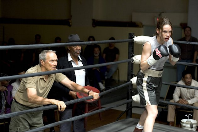 Eastwood on Eastwood His 6 Favorites 2010 Million Dollar Baby