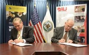 Grantham University and Defense Acquisition University Renew Partnership
