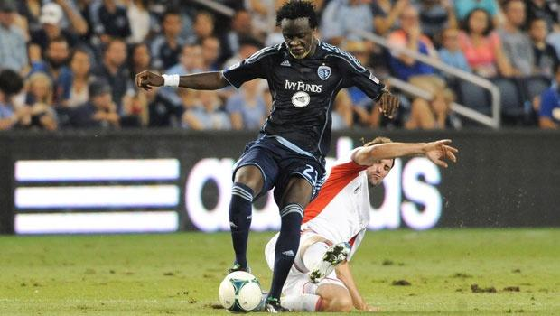 With Kei Kamara likely out again, Sporting KC's Peter Vermes wonders how Andy Dorman avoided sanction