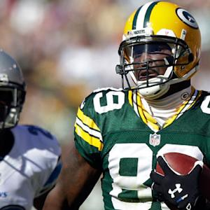 James Jones discusses his future with the Green Bay Packers