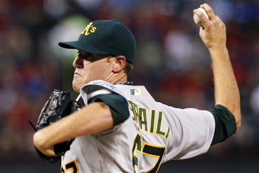 Rangers rally past A's 5-4 for 5-game AL West lead