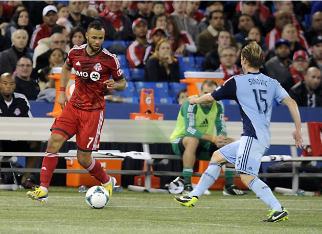 Sporting Kansas City v Toronto FC