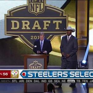 Pittsburgh Steelers pick cornerback Senquez Golson No. 56 in 2015 NFL Draft