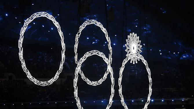 SOCHI SCENE: That opening ceremony bump