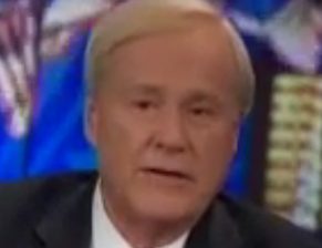 Chris Matthews: 'I'm So Glad We Had That Storm Last Week' (Video)