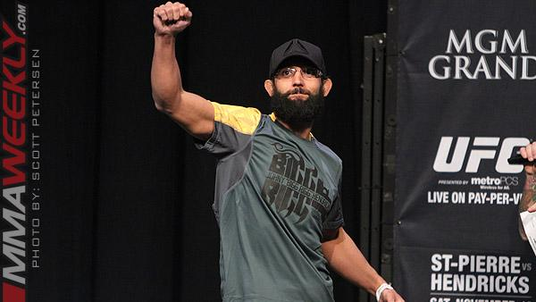 New UFC Champ Johny Hendricks Heading into Surgery, Out of Action for Several Months